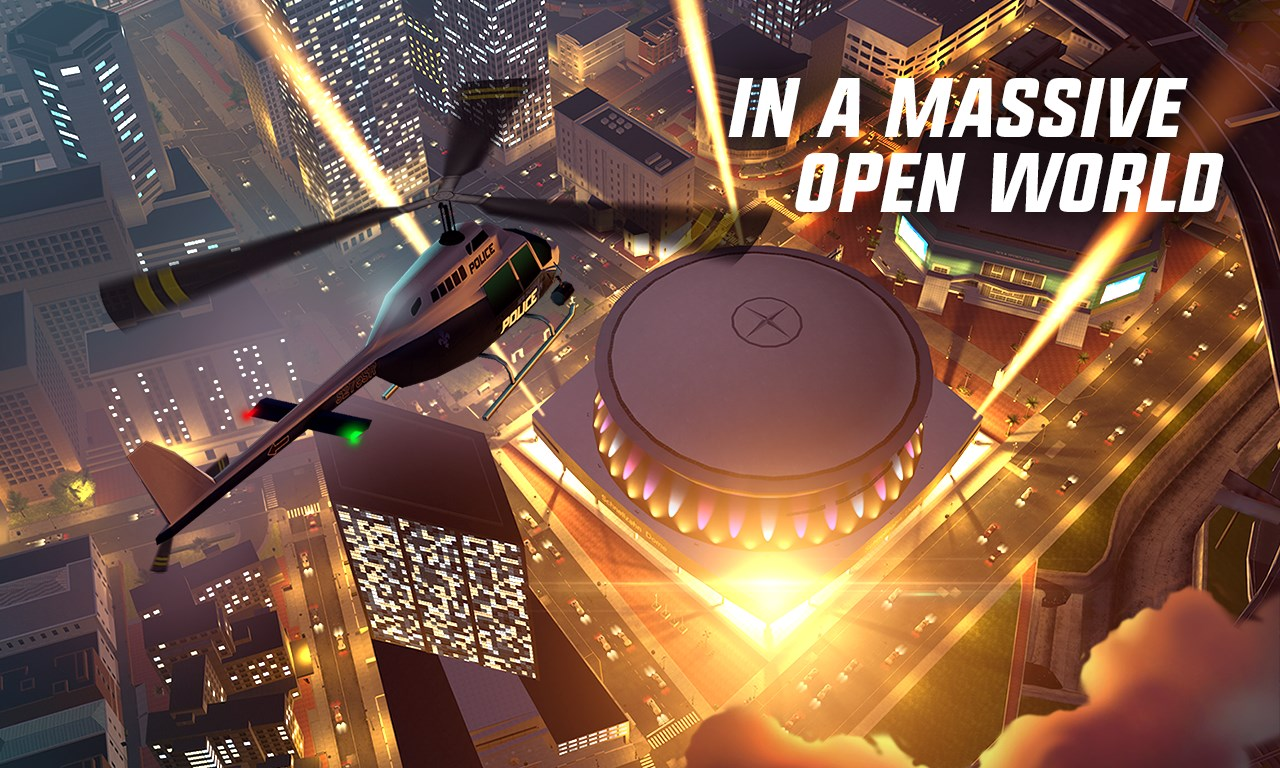 Gangstar New Orleans: Online Open World Game