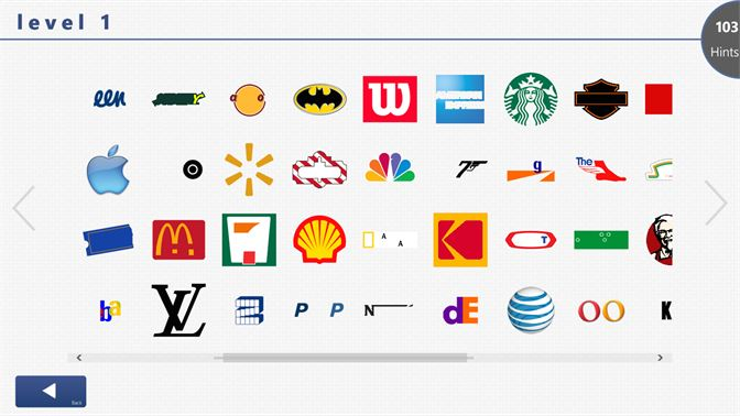 Guess What Is Each Of These Logos