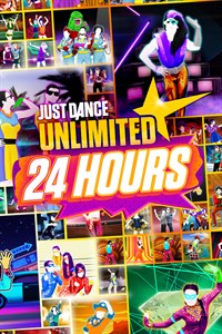 Just Dance Unlimited - Passe de 24 horas
