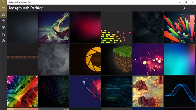 Get Backgrounds Wallpapers Pack Microsoft Store