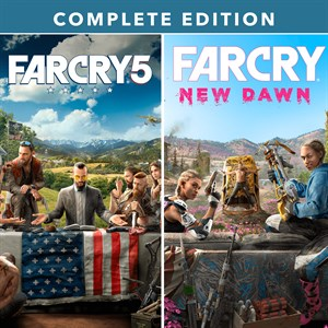Far Cry® 5 + Far Cry® New Dawn Deluxe Edition Paketi Xbox One