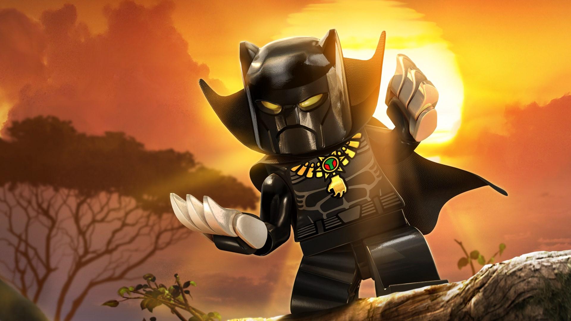 Классический набор Черной Пантеры