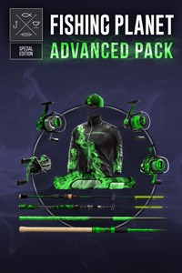 Carátula del juego Fishing Planet: Advanced Pack