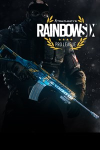 Carátula del juego Tom Clancy's Rainbow Six Siege: Pro League S1 Grade 3