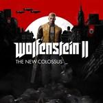 Wolfenstein® II: The New Colossus™ Logo