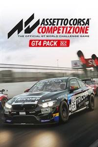 Carátula del juego Assetto Corsa Competizione GT4 Pack DLC