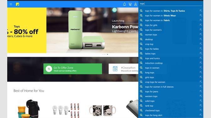 Get Flipkart - Microsoft Store