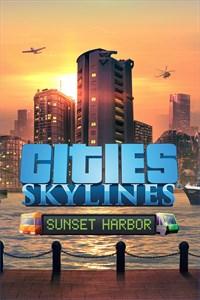 Cities: Skylines - Sunset Harbor (Win 10)