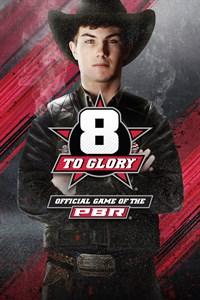 Carátula para el juego 8 To Glory - The Official Game of the PBR de Xbox 360