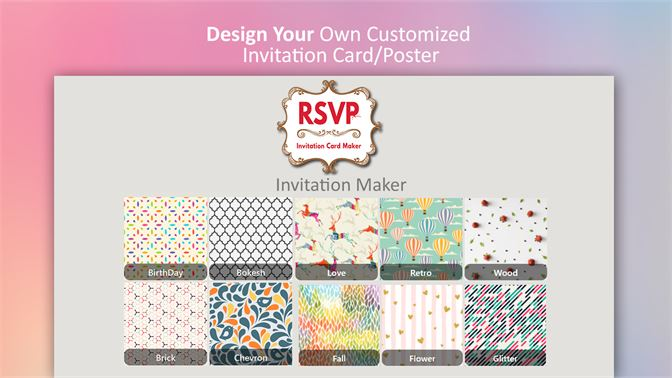 Get invitation maker rsvp maker microsoft store screenshot stopboris Gallery