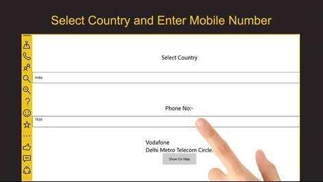 Mobile Number Locator Offline Screenshots 2