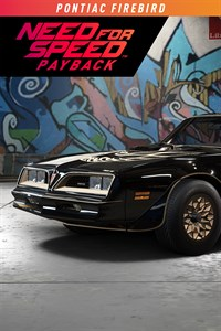 Need for Speed™ Payback: Pontiac Firebird Superbuild