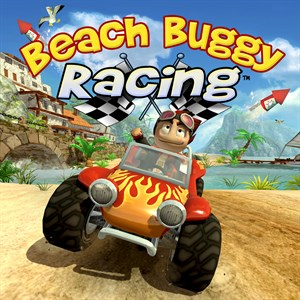 Beach Buggy Racing Xbox One