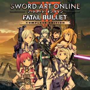 SWORD ART ONLINE: FATAL BULLET Complete Edition Xbox One