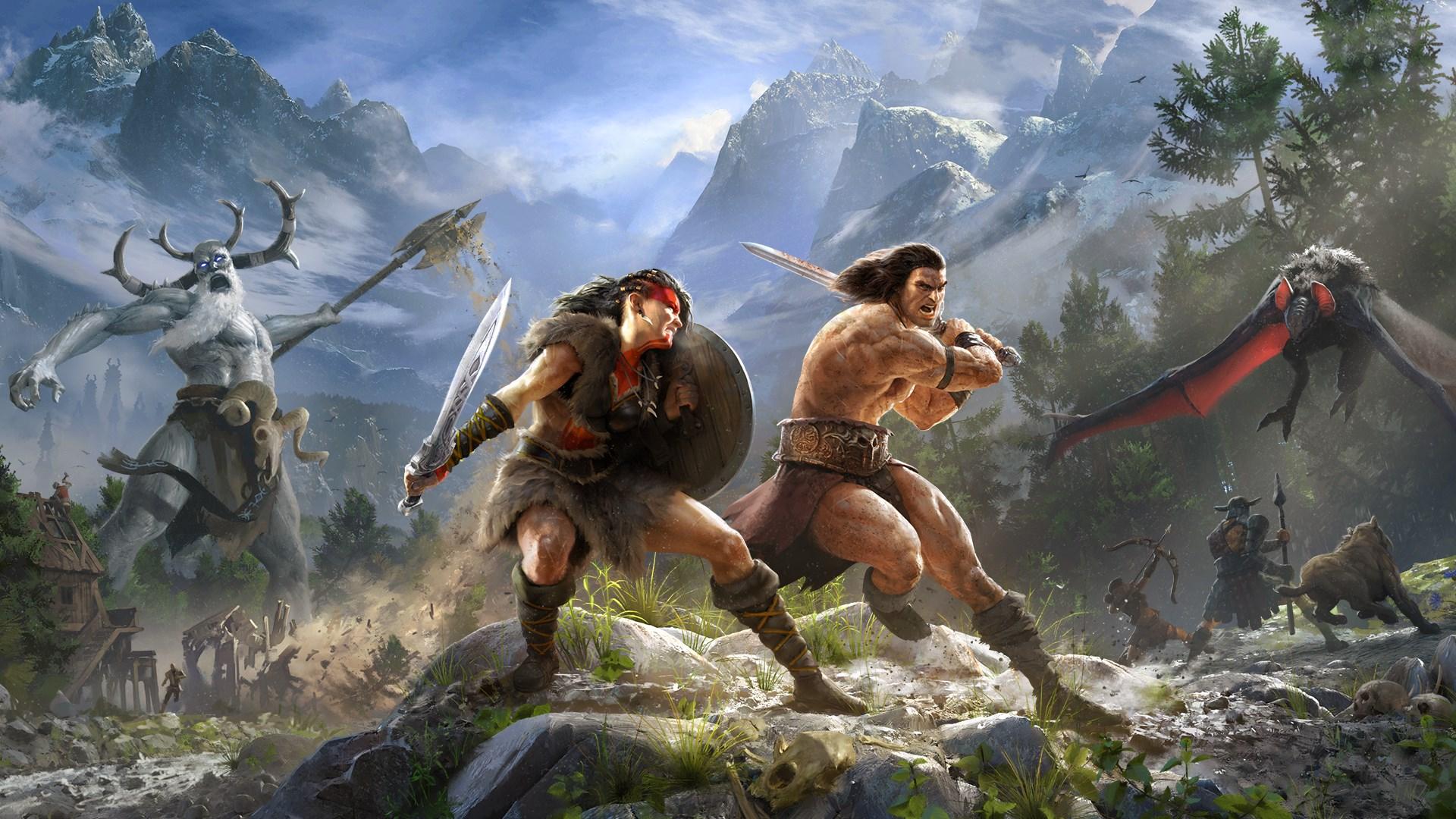 Buy Conan Exiles – Year 1 DLC Bundle - Microsoft Store