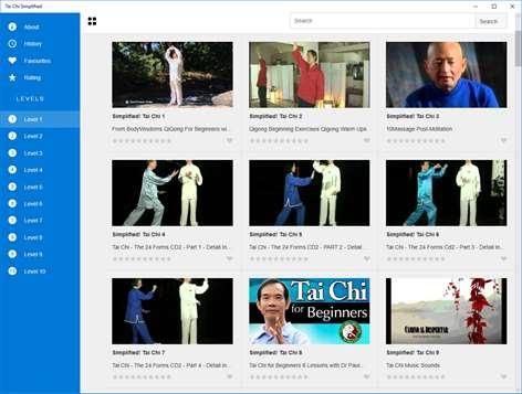 Tai Chi Simplified Screenshots 2