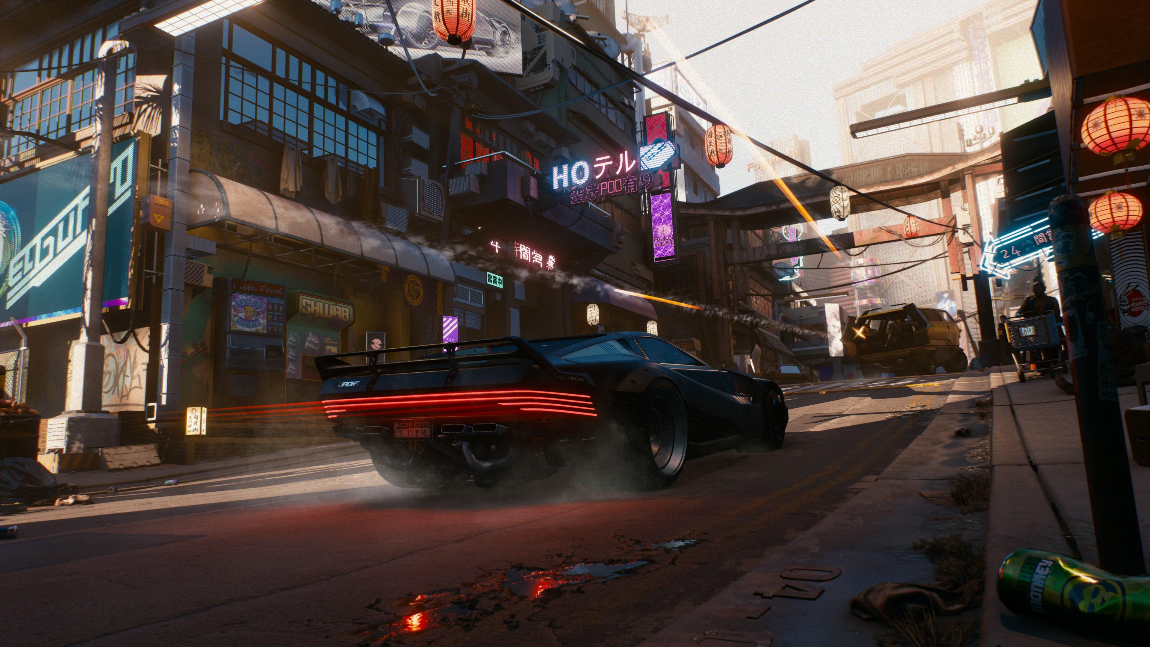 Скриншот №16 к Cyberpunk 2077
