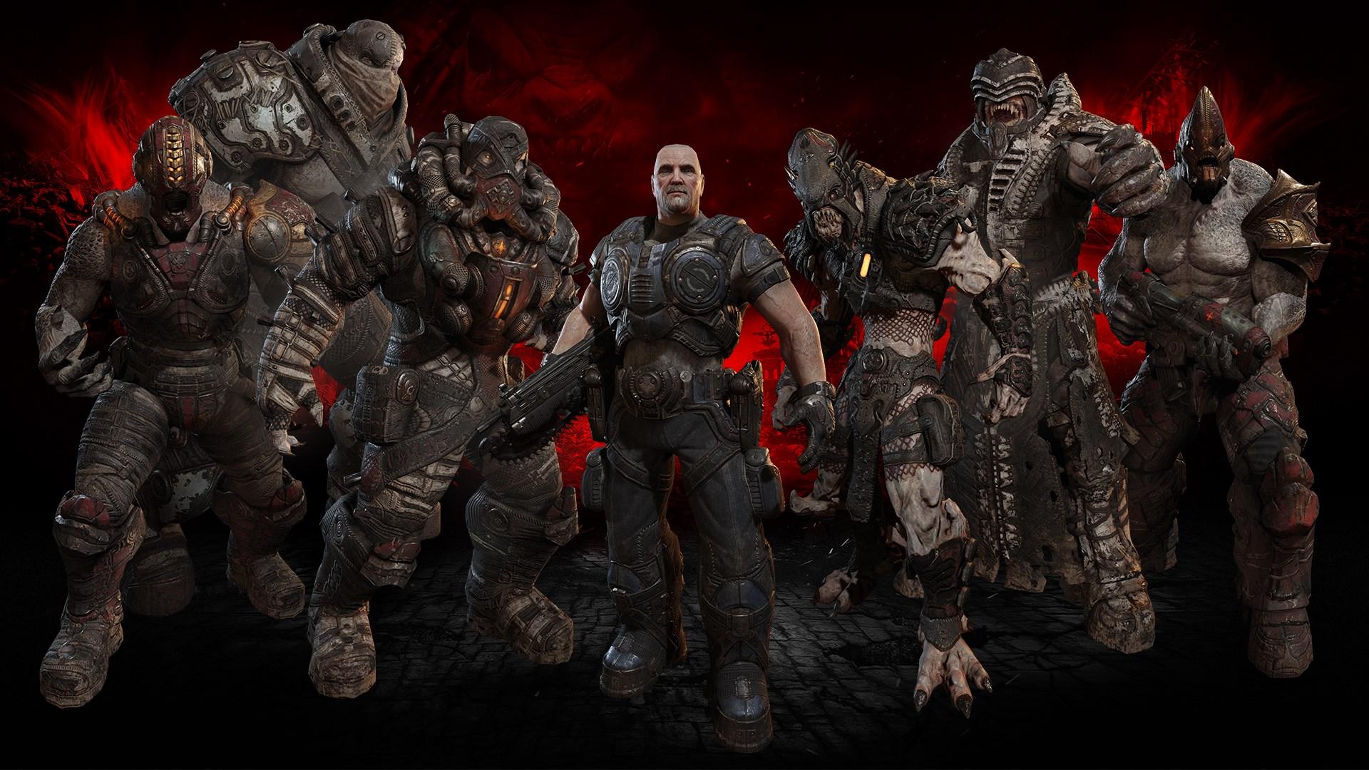 Buy Gears of War: Ultimate Edition Character Pack - Microsoft Store en