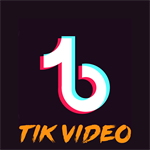 Tik Video HD Logo