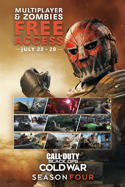 Call of Duty®: Black Ops Cold War - Free Access - Xbox Series X S