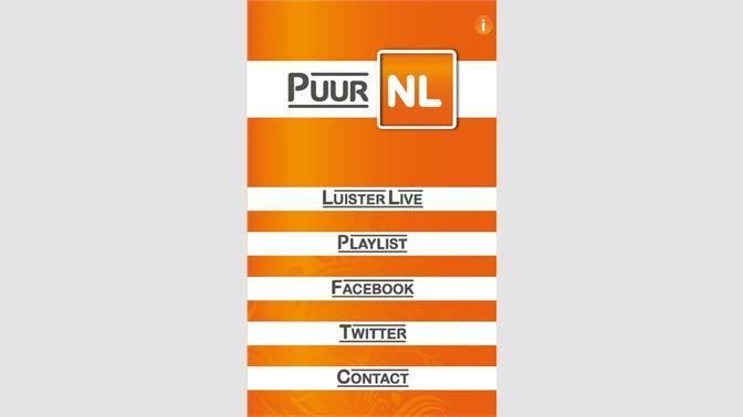 Get Puur NL - Microsoft Store