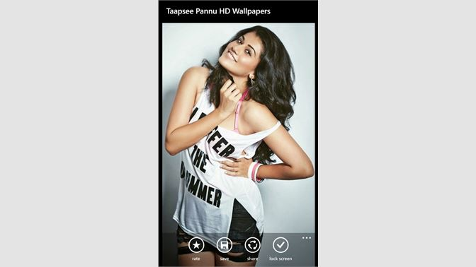 Get Taapsee Pannu HD Wallpapers - Microsoft Store