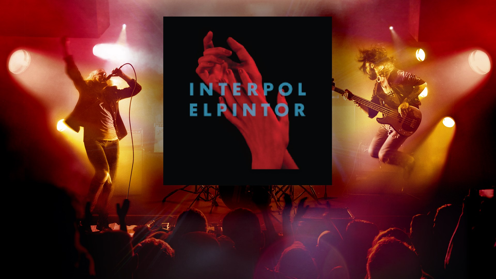 """""""All The Rage Back Home"""" - Interpol"""