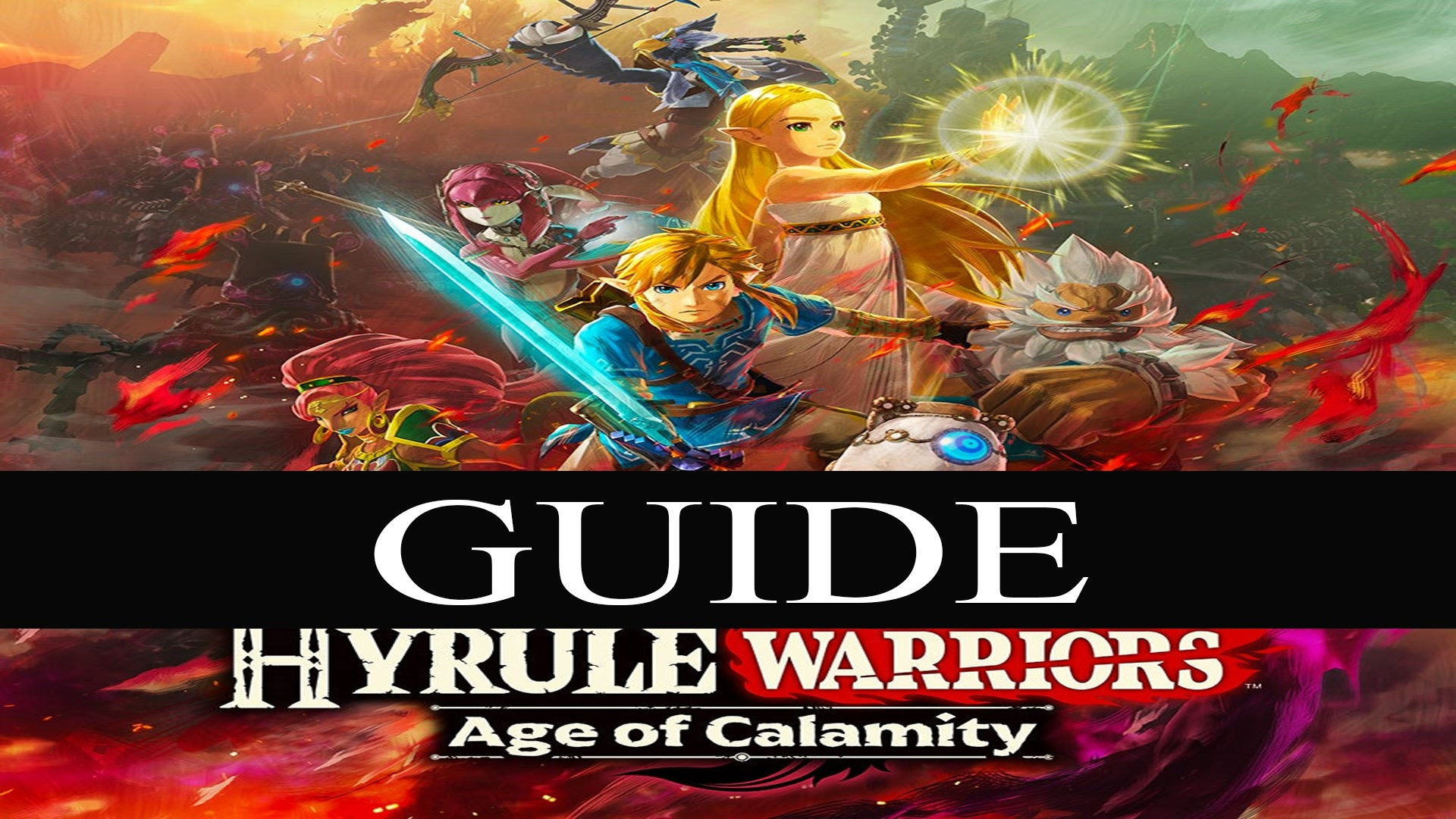 Buy Hyrule Warriors Age Of Calamity Game Guide Microsoft Store