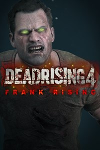 Carátula del juego Dead Rising 4: Frank Rising