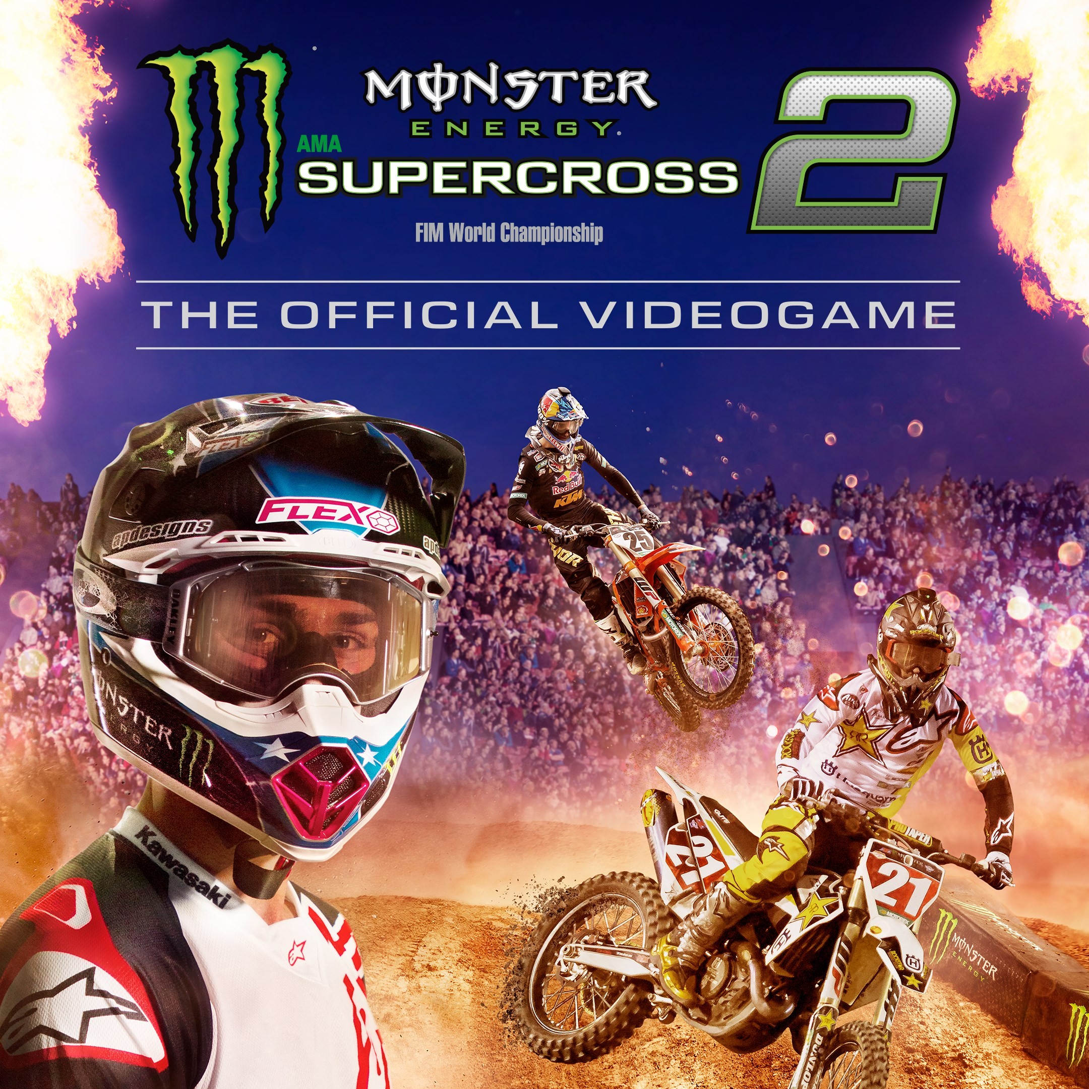 Monster Energy Supercross — The Official Videogame 2