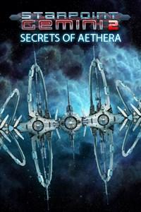Carátula para el juego Starpoint Gemini 2: Secrets of Aethera de Xbox 360