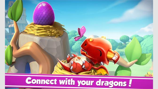 Get Dragon Mania Legends - Microsoft Store