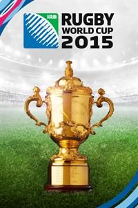 Carátula del juego Rugby World Cup 2015