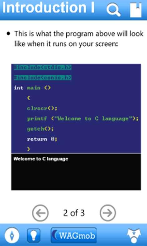 C Programming for Beginners Screenshots 1