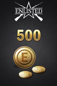 Enlisted - 500 Gold