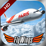 Fly Wings - Flight Simulator Paris 2015 - Full HD