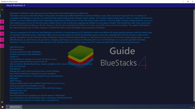Buy BlueStacks for Windows Guide - Microsoft Store en-SA