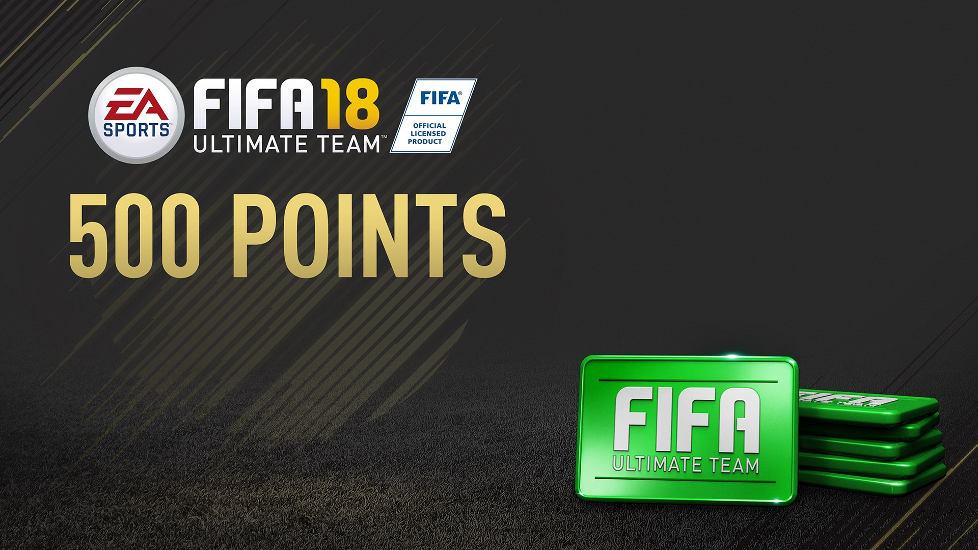 500 FIFA 18 Points Pack