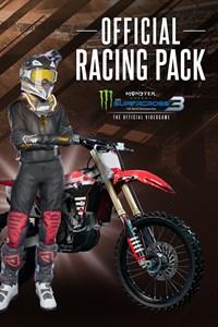 Monster Energy Supercross 3 - Official Racing Pack