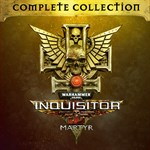 Warhammer 40,000: Inquisitor - Martyr Complete Collection Logo