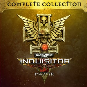 Warhammer 40,000: Inquisitor - Martyr Complete Collection Xbox One