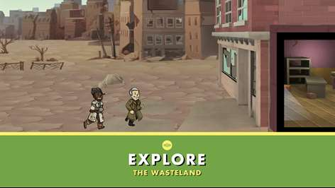Fallout Shelter Screenshots 1
