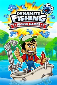 Carátula del juego Dynamite Fishing - World Games