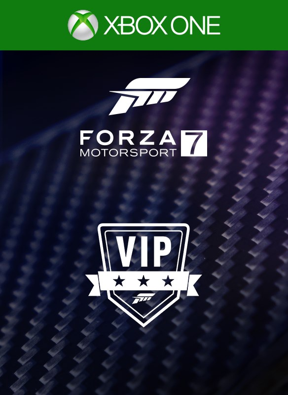 Forza Motorsport 7 VIP boxshot