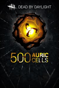 Dead by Daylight: AURIC CELLS PACK (500)