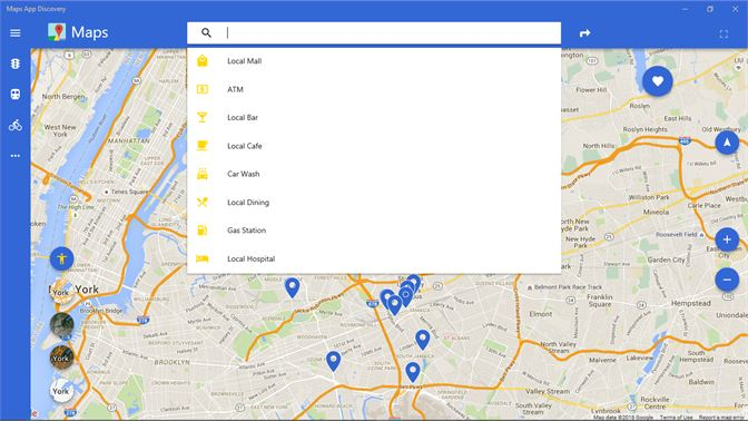 Maps App Discovery beziehen – Microsoft Store de-AT Discovery Maps on