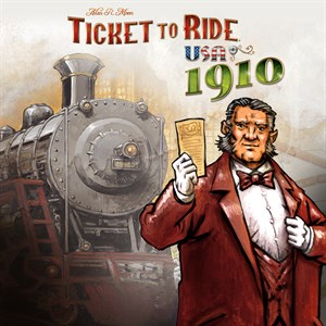 Ticket to Ride - USA 1910 Xbox One