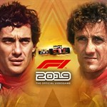 F1® 2019 Legends Edition Senna & Prost Logo