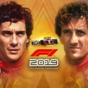 F1® 2019 Legends Edition Senna & Prost Xbox One
