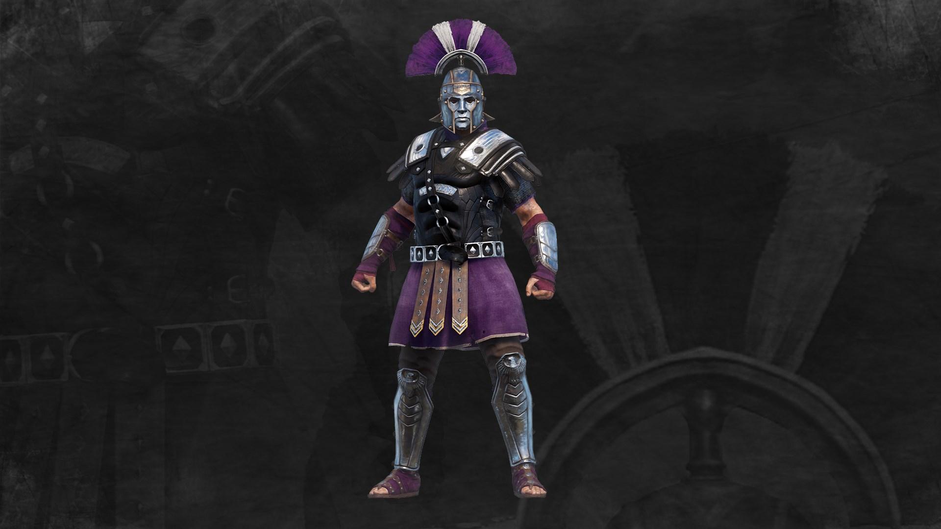 Aparência Gladiador Centurião